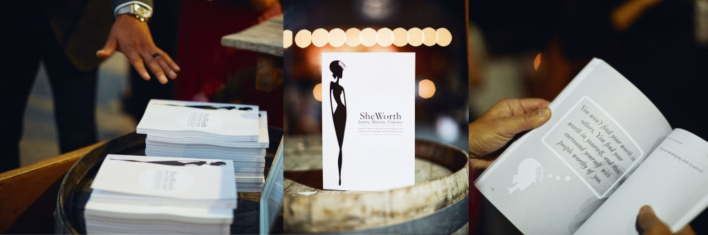 The SheWorth Journal: Take a look inside
